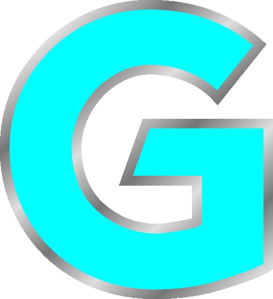 Letter G Clip Art free image.