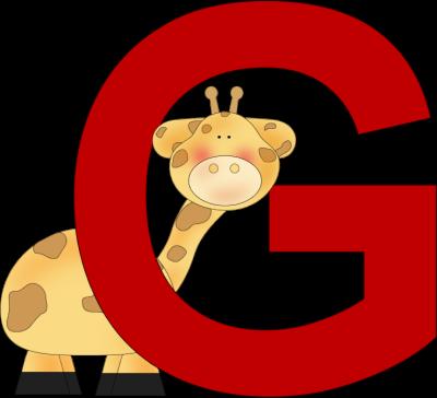 G clipart
