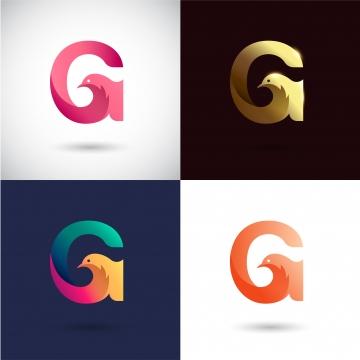 Letter G PNG Images.