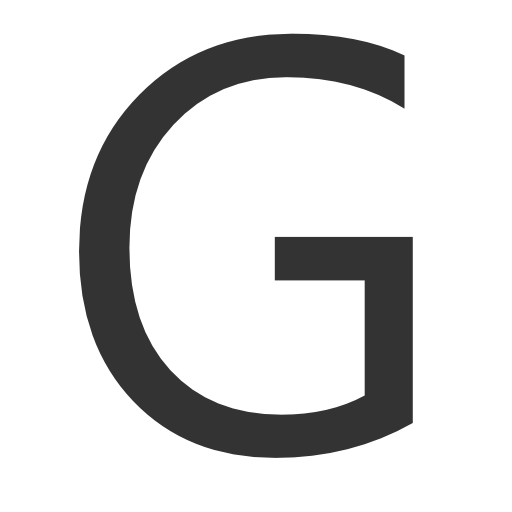Download Capital Letter G Png Image 64685 For Designing Projects.