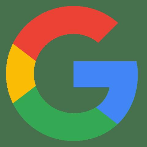 Google G Logo Icon transparent PNG.
