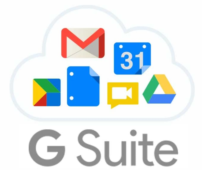 setup g suite for your organization.