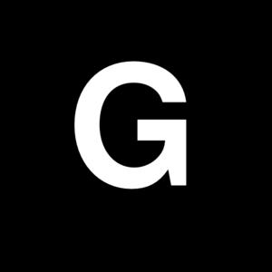 White Letter G Clip Art at Clker.com.