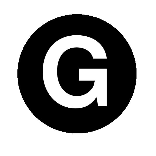 G White Clipart Clipground