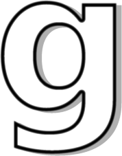White Outline Clip Art Download.