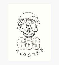 G59 Records Logo Wall Art.
