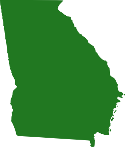 State Of Georgia Map Clip Art at Clker.com.