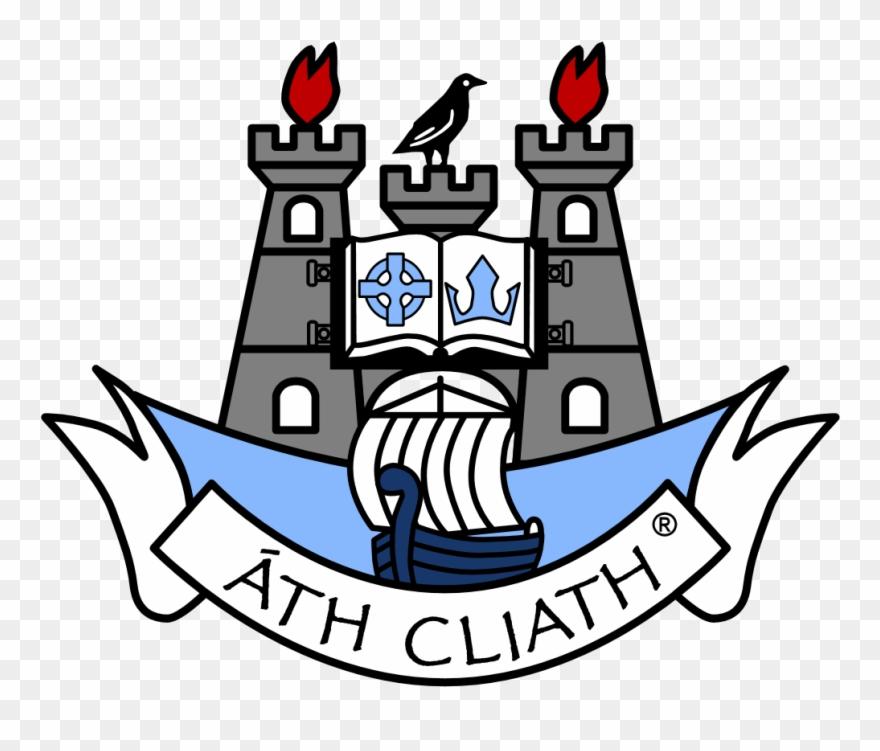 Dublin Gaa Logo Clipart (#654873).