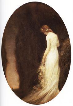 Ganymede (1874) by Gabriel Ferrier.