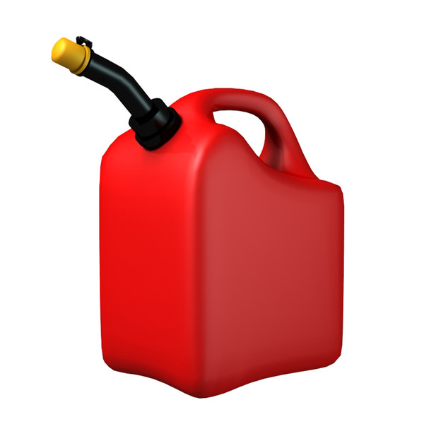 Gas container clipart.