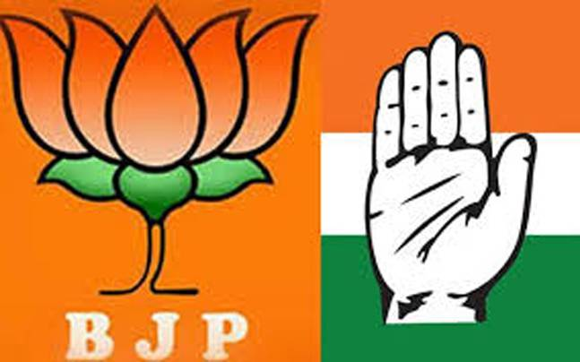 Karnataka: 12 injured in a Congress and BJP workers clash over.