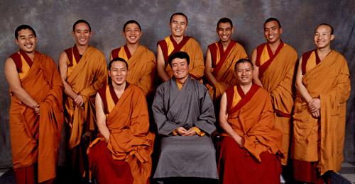 Gaden Tsawa & Dolma Ling Buddhist Center.
