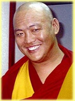 Gaden Jangtse Thubten Tulku Rinpoche.