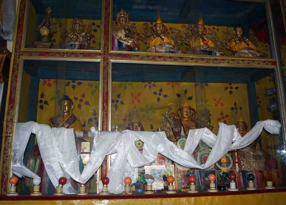 TIBETAN BUDDHIST TRADITION.