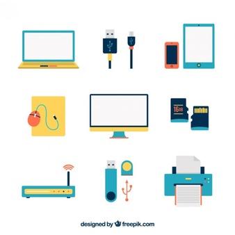 Gadget Vectors, Photos and PSD files.