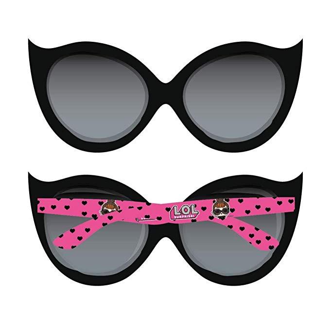 Artesania Cerda Girls\' Gafas De Sol LOL Sunglasses, Black.