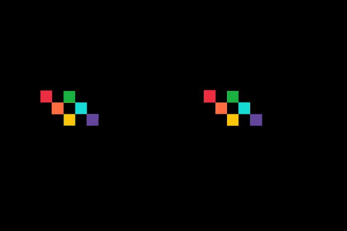 Gafas Pixel Png Vector, Clipart, PSD.