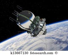 Gagarin Clipart and Stock Illustrations. 12 gagarin vector EPS.
