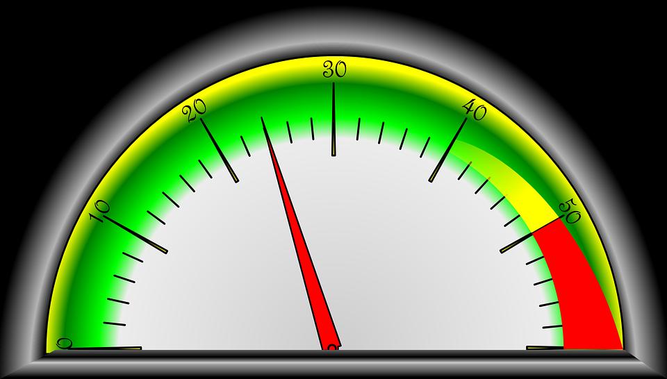 Meter Gauge Clipart.