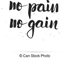 Pain gain Clipart and Stock Illustrations. 102 Pain gain vector.