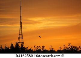 Transmitting station Images and Stock Photos. 595 transmitting.