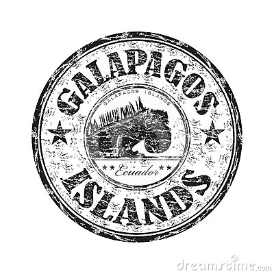 Galapagos Stock Illustrations.