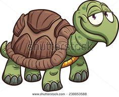 Turtles, logo, vector illustration.