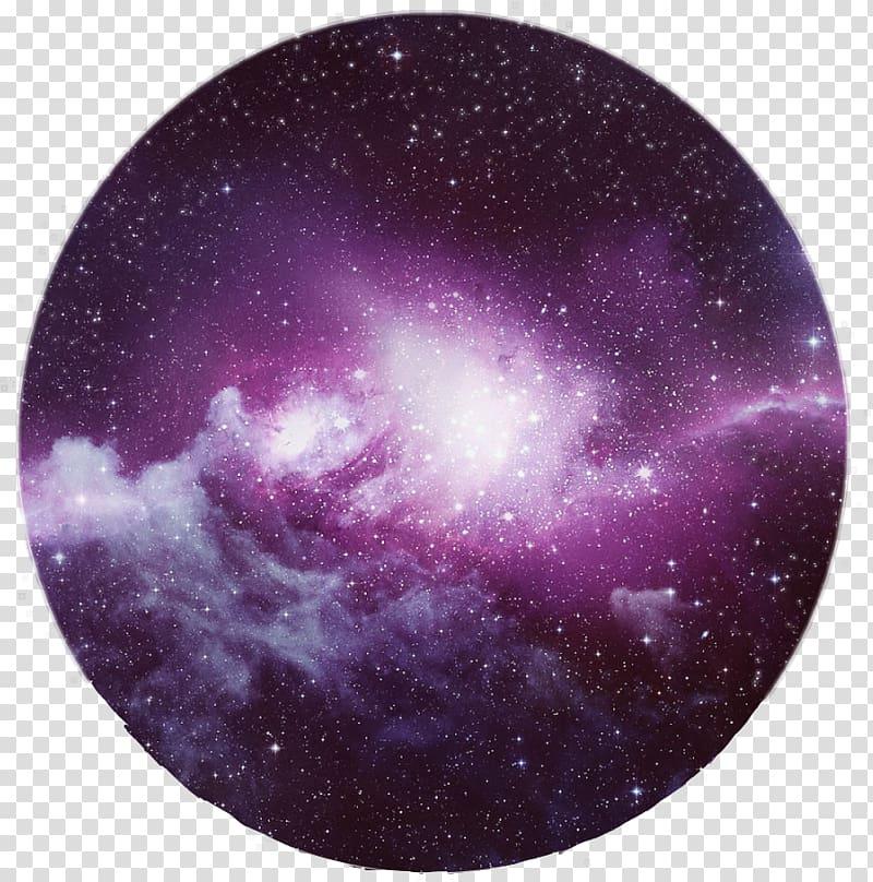 Galaxy Desktop Star Purple , galaxy transparent background.