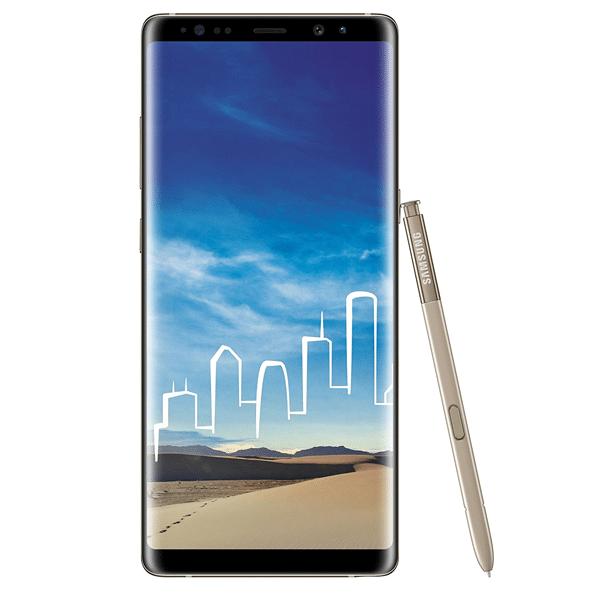Samsung Galaxy Note 8 (Botswana Warranty).