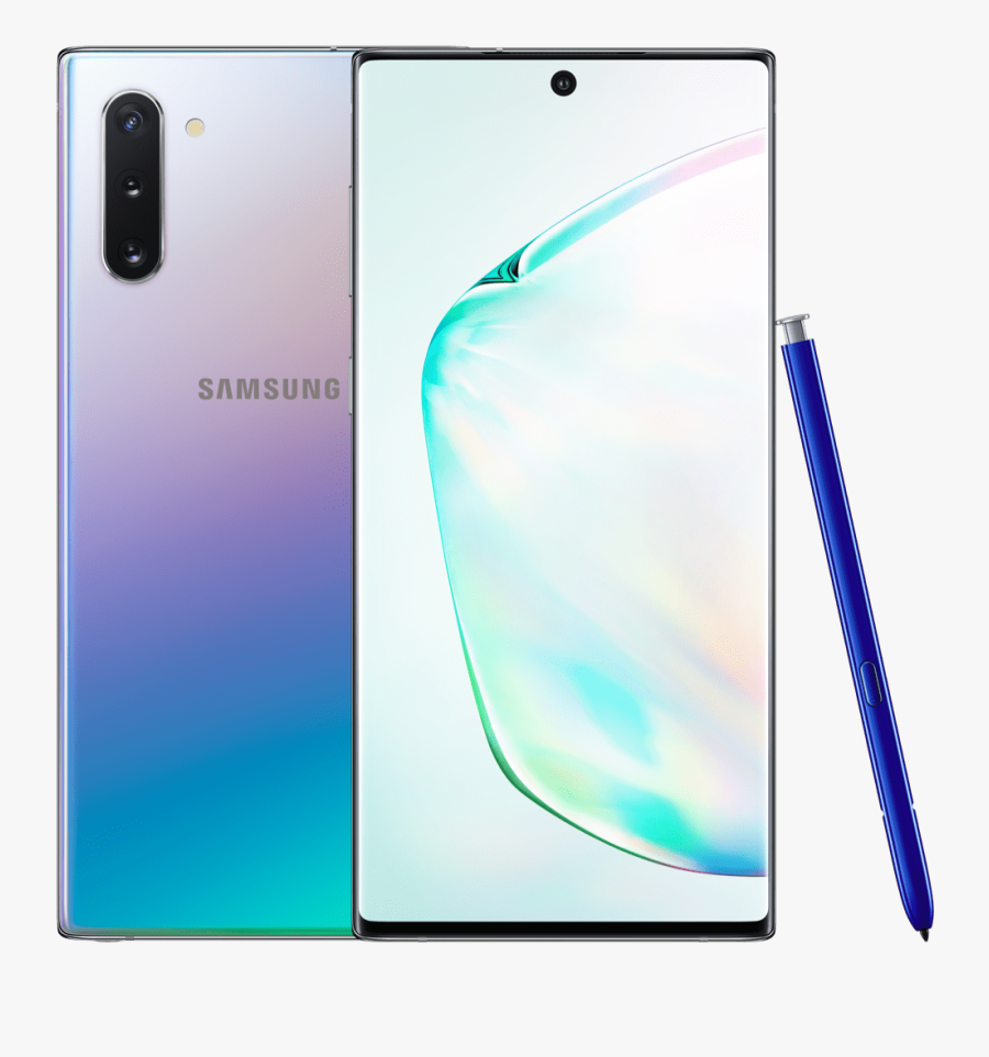 Samsung Galaxy Note 10 Plus , Free Transparent Clipart.