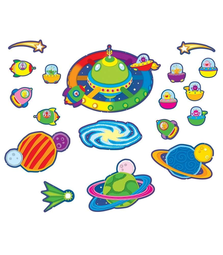 Out of This World Clip Art.