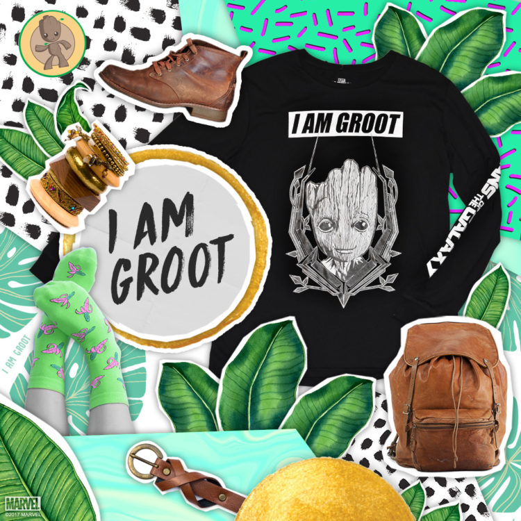 Out Of This World Outfit Inspo Inspired By Baby Groot, Star.