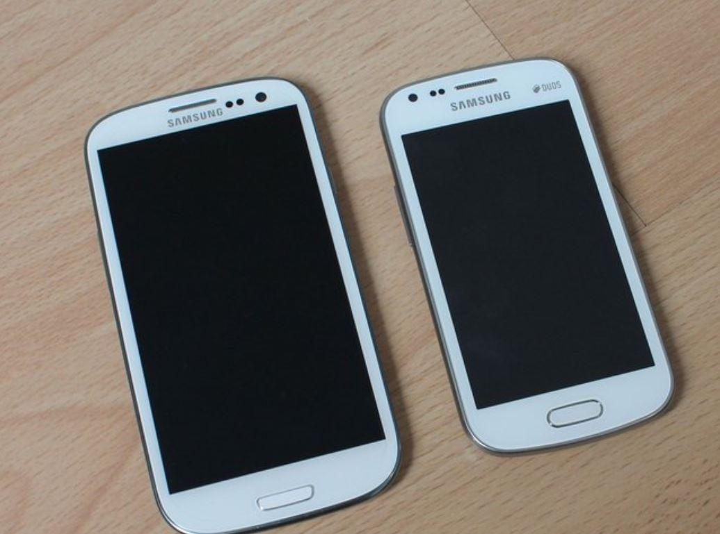 Samsung galaxy s duos live clipart.