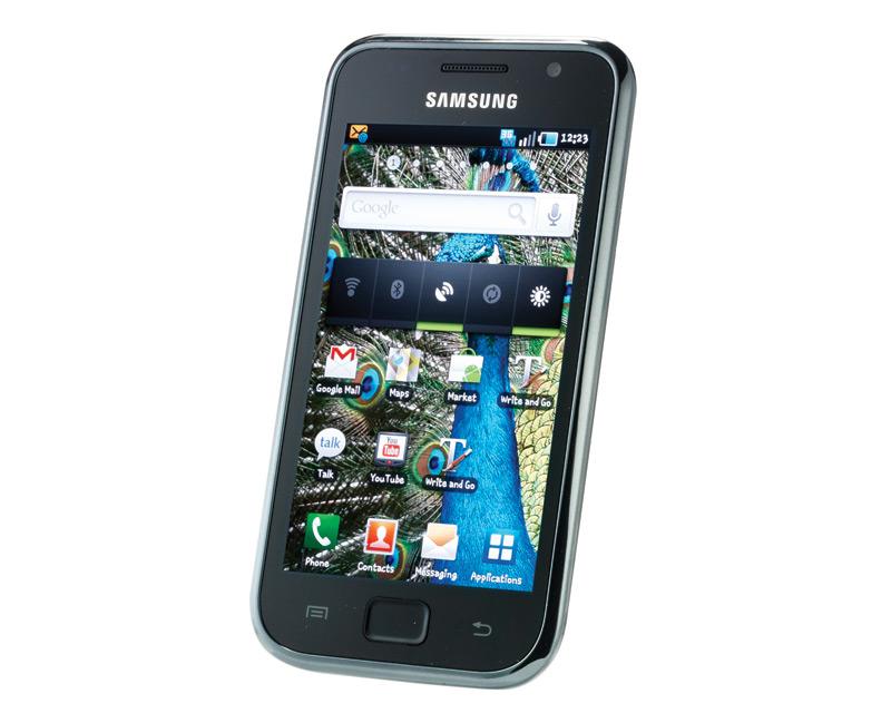 Galaxy s1 clipart.