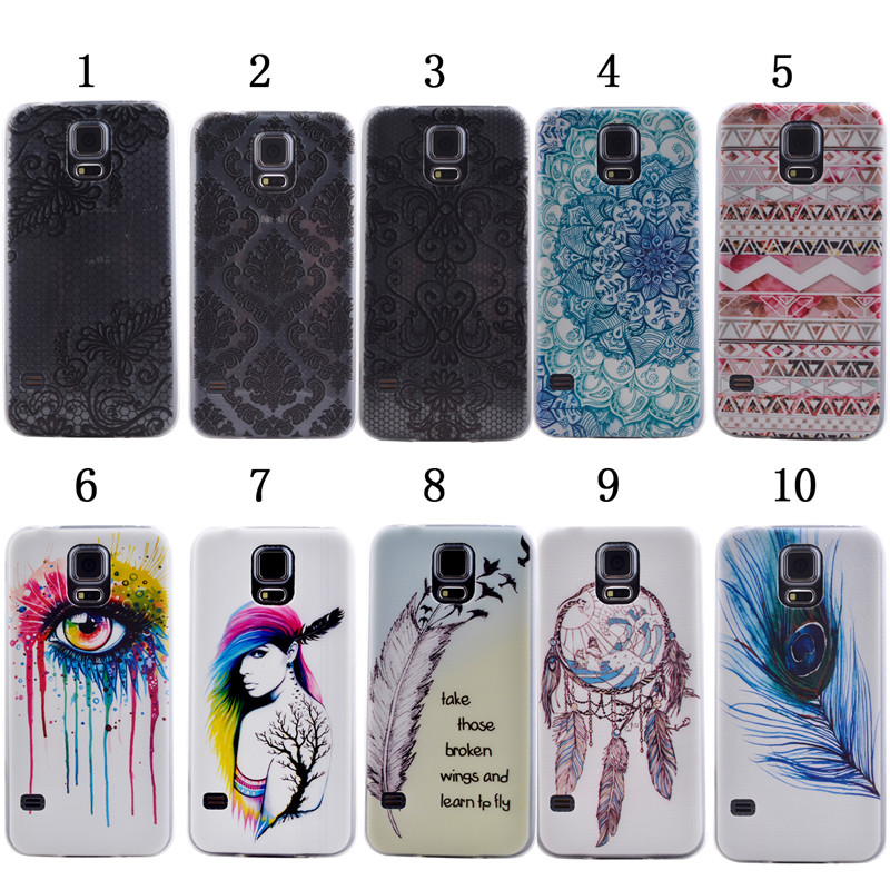 Popular Samsung Galaxy S5 Eye Case.