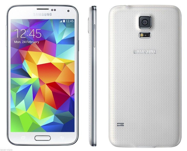 Samsung Galaxy S5 Review.