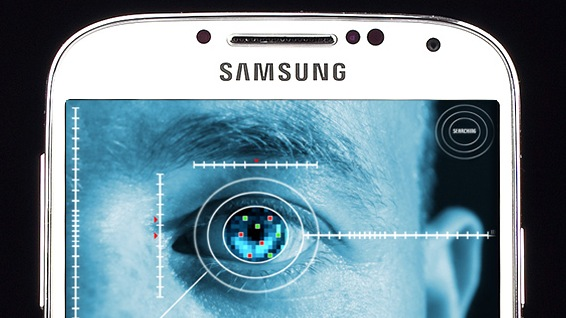 Iris scanners to be on board Samsung devices soon.
