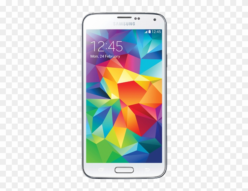 Samsung Galaxy S5 Png.