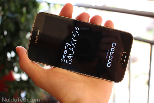 How To Fix Samsung Galaxy S5 Stuck At Boot Screen (Boot.