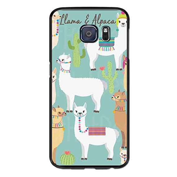 Amazon.com: S6 Edge Case Llama Clipart.
