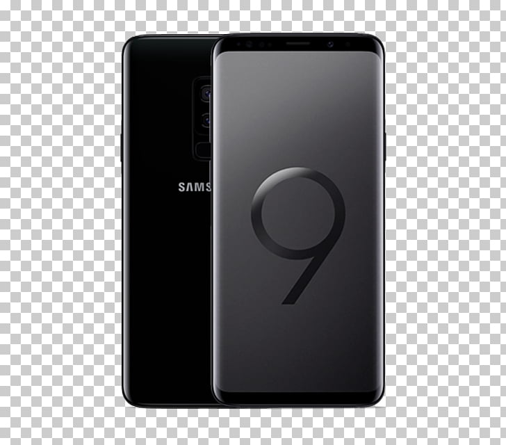 Samsung Galaxy S9 Smartphone midnight black, Samsung Galaxy.