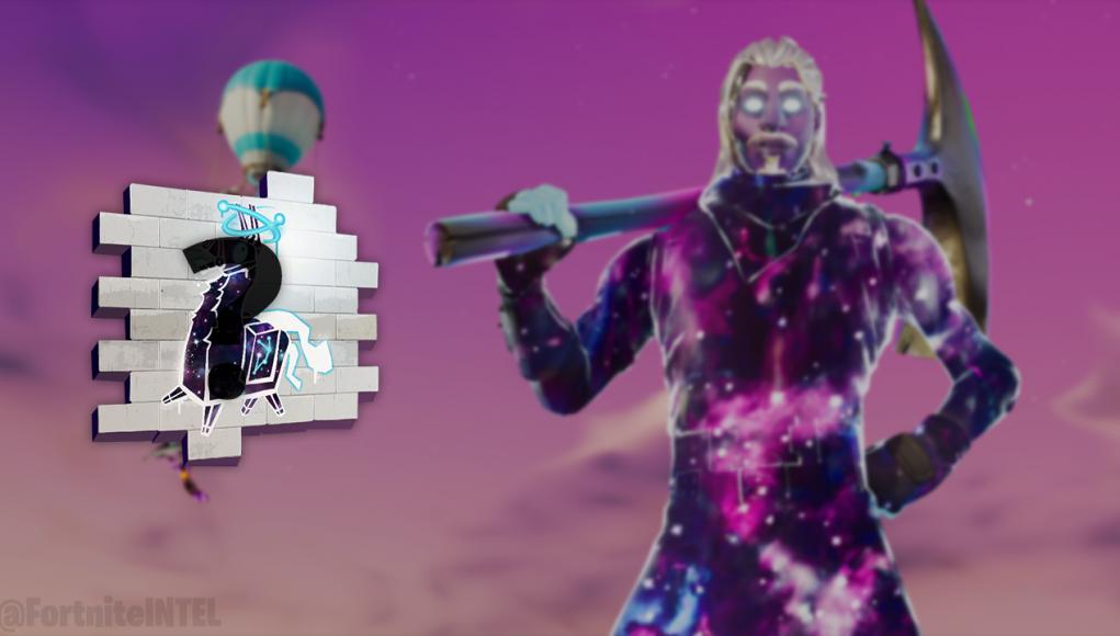 Fortnite Galaxy Skin owners soon to receive a Galaxy Llama.