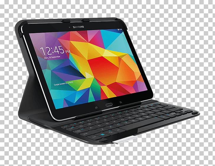 Samsung Galaxy Tab 4 10.1 Computer keyboard Logitech.
