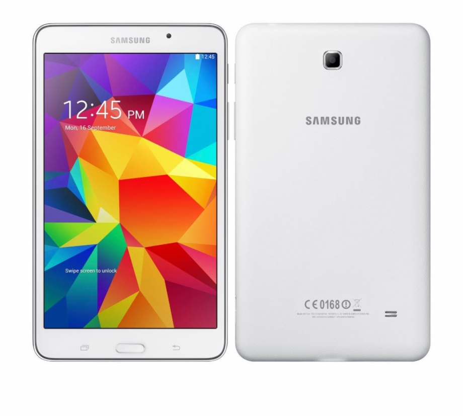 5 Pieces Of Samsung Galaxy Tab 4.