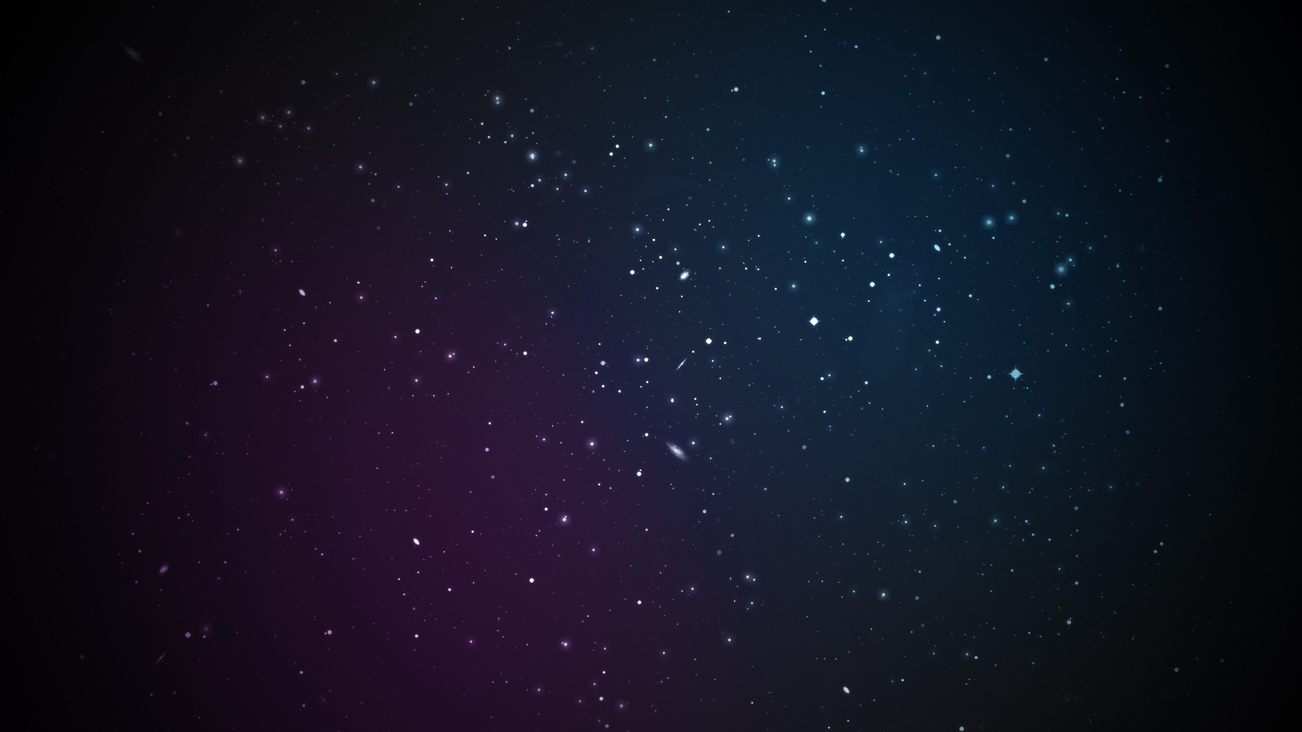 Beautiful Apple Galaxy wallpaper.