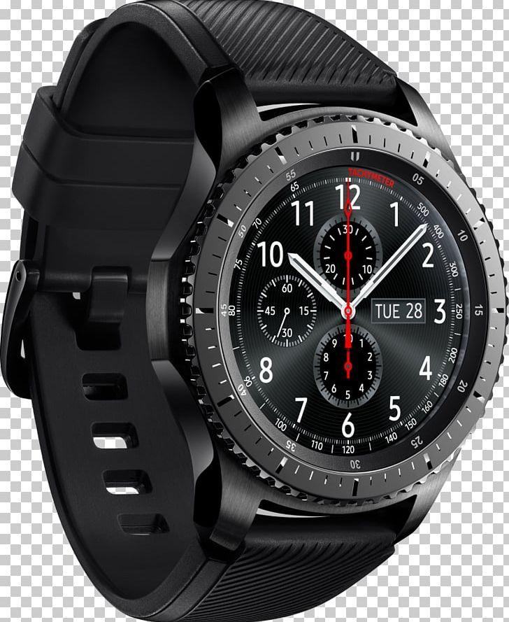 Samsung Gear S3 Samsung Galaxy Gear Smartwatch PNG, Clipart.