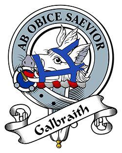 Galbraith Family Crest apparel, Galbraith Coat of Arms gifts.