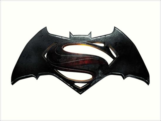 Batman Vs Superman Logo Png.
