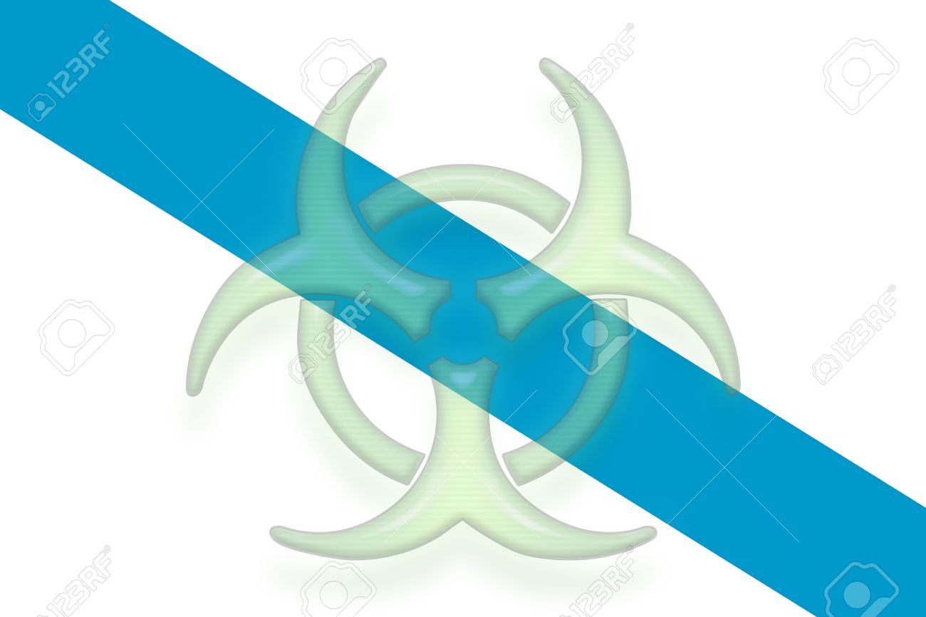 Flag Of Galicia Spain, National Country Symbol Illustration Health.