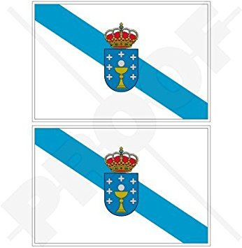 Amazon.com: GALICIA Galician Flag SPAIN Spanish 3